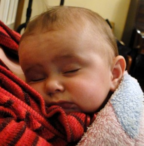 гнейс у новорожденного