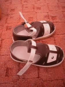 У ребенка должна быть качественная обувь