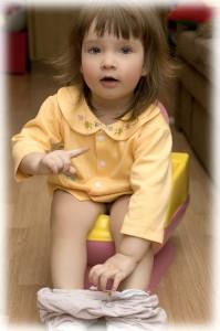 как научить ребенка ходить на горшок?