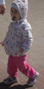 Внешние признаки гиперактивного ребенка
