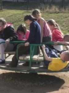 Дети младшего школьного возраста