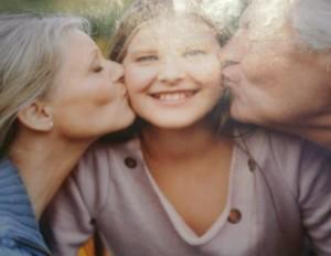 Бабушки и дедушки воспитывают детей