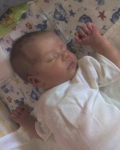 Недоношенный новорожденный