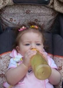 Чай на травах для малышей – здоровье дарованное природой