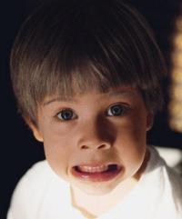 Ночные истерики и страхи у ребенка
