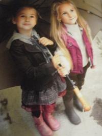 Детская мода осень 2011