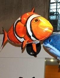 Летающие рыбки