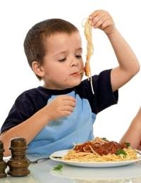 Как приготовить макароны для ребенка