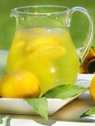 Готовим домашний лимонад для ребенка