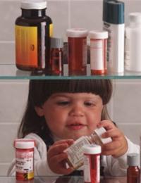 Куда спрятать лекарства от детей?