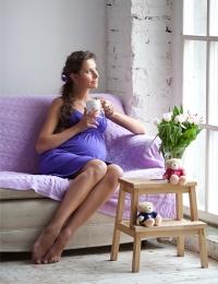 Металлический привкус во рту при беременности