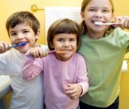 Особенности детской гигиены полости рта
