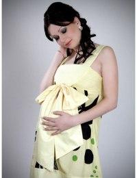 Прыщи во время беременности