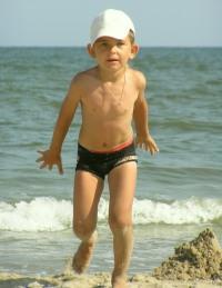 Безопасность ребенка при купании в водоеме