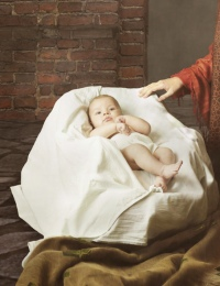 Укачивание ребенка