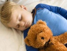 Правила крепкого сна для малыша