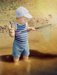Чем занять ребенка летом?