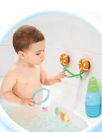 Здорово если ваш ребенок в ванной