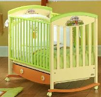 Детские кроватки и их особенности