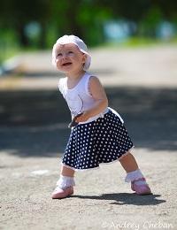 Покупка летней обуви для ребенка