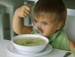 Полезные супы для детей