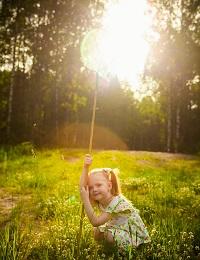 Солнце для детей