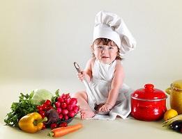Как привить ребенку любовь к овощам