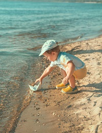 В Крым с ребенком: прекрасный вариант летнего отдыха