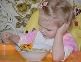 Полезные продукты для интеллектуального развития ребенка