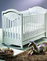 Обзор кроватки Baby 1