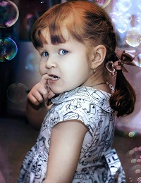 Правильная фотосъемка ребенка своими руками
